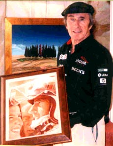 Motor Racing Art Exhibitions